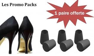 Promo Pack Noir - 3 paires