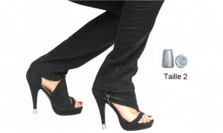 proteges talons - embout talon couleur - talons hauts - talons sexy - protection du talon de chaussure