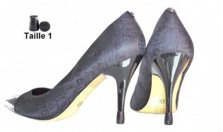 protection talon - embout de talon - escarpins - stilettos - protection chaussure