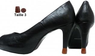 proteges talons - protection escarpins - protection chaussures - changer talon