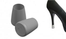 protege talon - talon usé - réparation talons - chaussures de soirée - protection escarpins