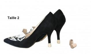 chaussures mariage - escarpins mariage - chaussures cérémonie - escarpins cérémonie - protection chaussures mariage