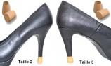 proteges talons - talons hauts - talons fins - protection escarpins - protection talons aiguilles