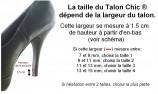 protege talon bijou - embout talon bijou - protection talon strass - décoration escarpins