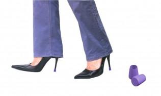 protege talon aiguille - réparer talon - reparation chaussure - chaussures femmes - talon sexy