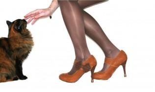 protege talon - chaussures mariage - nude - réparation talons - escarpins sexy