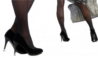 escarpins - escarpins fins - talons hauts - chaussures femme - protéger ses talons