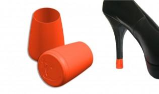 protéger ses escarpins - protege talon - bonbout talon fin - customiser escarpins
